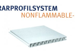 Kunststof panelen Non-Flammable-Line