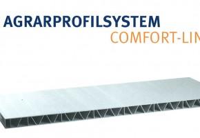 Kunststof panelen Comfort-Line, 1.000 mm