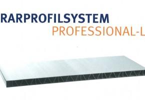 Kunststof panelen Professional-Line, 1.000 mm