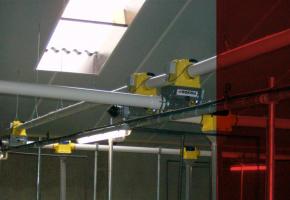 Computergestuurde droogvoerinstallatie (C.D.I.) met vijzels
